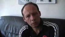 L'entraîneur d'Orléans Yann Lachuer avant le déplacement à Martigues
