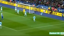 Highlights: Leicester City 0 - 2 Manchester City (Ngoại hạng Anh 2017/19)