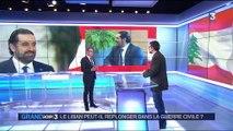 Liban : le retour de Saad Hariri éloigne la crainte d'une guerre civile