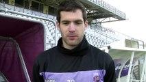 Denis Petric retrouve l'AJ Auxerre demain soir à Parsemain