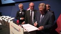 J.Mézard et J.Denormandie signent un accord avec Action logement pour répondre aux défis du logement