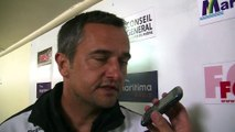 Jean-Luc Vannuchi l'entraîneur sang et or