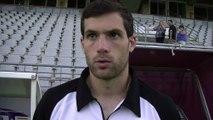 Denis Petric le portier du FC Istres
