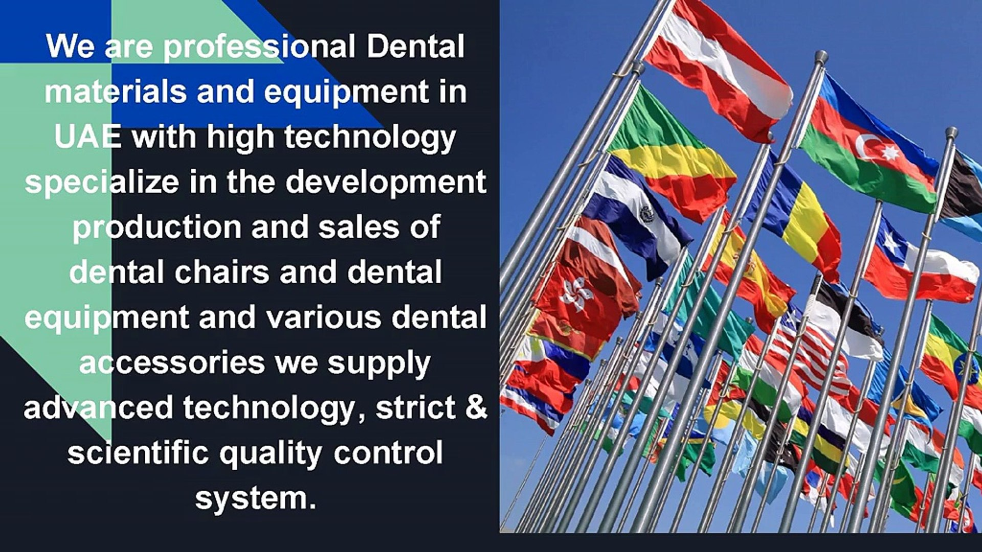 Dental products suppliers