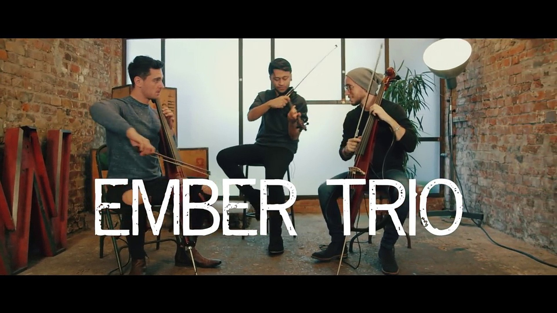 Ember Trio - New Rules Dua Lipa Violin and Cello Cover
