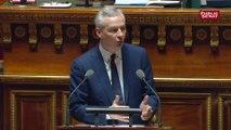 Bruno Le Maire : « Comment éviter que les riches soient toujours plus riches et les pauvres toujours plus faibles ?