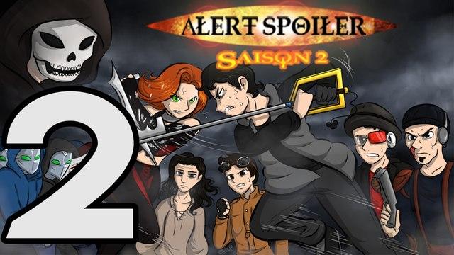 Alert Spoiler 2x15 Bloodrayne (Partie 2)