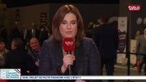 100ème Congrès de l'Association des Maires de France - Evénement (23/11/2017)