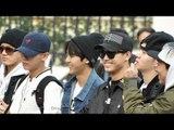 151106 BTOB arriving at Music Bank @Kpopmap