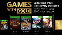 FREE GAMES for December 2017 | Xbox Games with Gold
