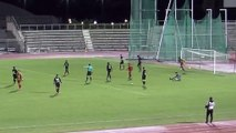 Les deux buts du FC Martigues à Nice
