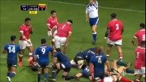 Le Japon vient à bout des Tonga