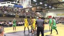 Fos Basket s'impose face au Portel en match aller des demi-finales des Playoffs