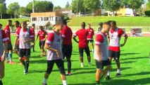 Les nouvelles recrues du FC Martigues en images