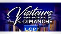 LCP - Les Visiteurs du Dimanche - extrait 1 Tonie Marshall - jamais milité dans un parti
