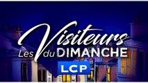 LCP - Les Visiteurs du Dimanche - Extrait 4 Valérie Rabault - les grands écrivains cinéastes et la société