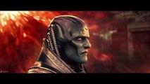 Jean Grey (Phoenix) VS Apocalypse - X-Men Apocalypse