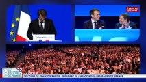 """Taxe d'habitation: """"7000 communes n'auront plus que 5 contribuables"""" tacle Baroin"""