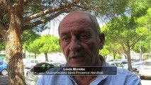 Louis Moralés le vice-président d'Istres Provence Handball
