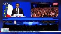 16h58 : Macron confirme la suppression de la taxe d'habitation et récolte des sifflets