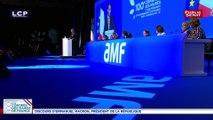 « Pas de nouvelle grande transformation institutionnelle pour les collectivités territoriales » assure Macron
