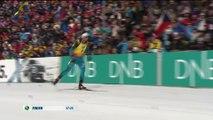 Biathlon - Coupe du monde : «Dans les skis de Martin»