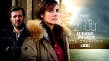 """""""Le tueur du lac"""" continue ce soir avec les épisodes 5 et 6 à partir de 21h00 sur TF1. Découvrez la bande-annonce"""