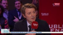 """François Baroin veut """"un grand débat sur les finances locales"""""""