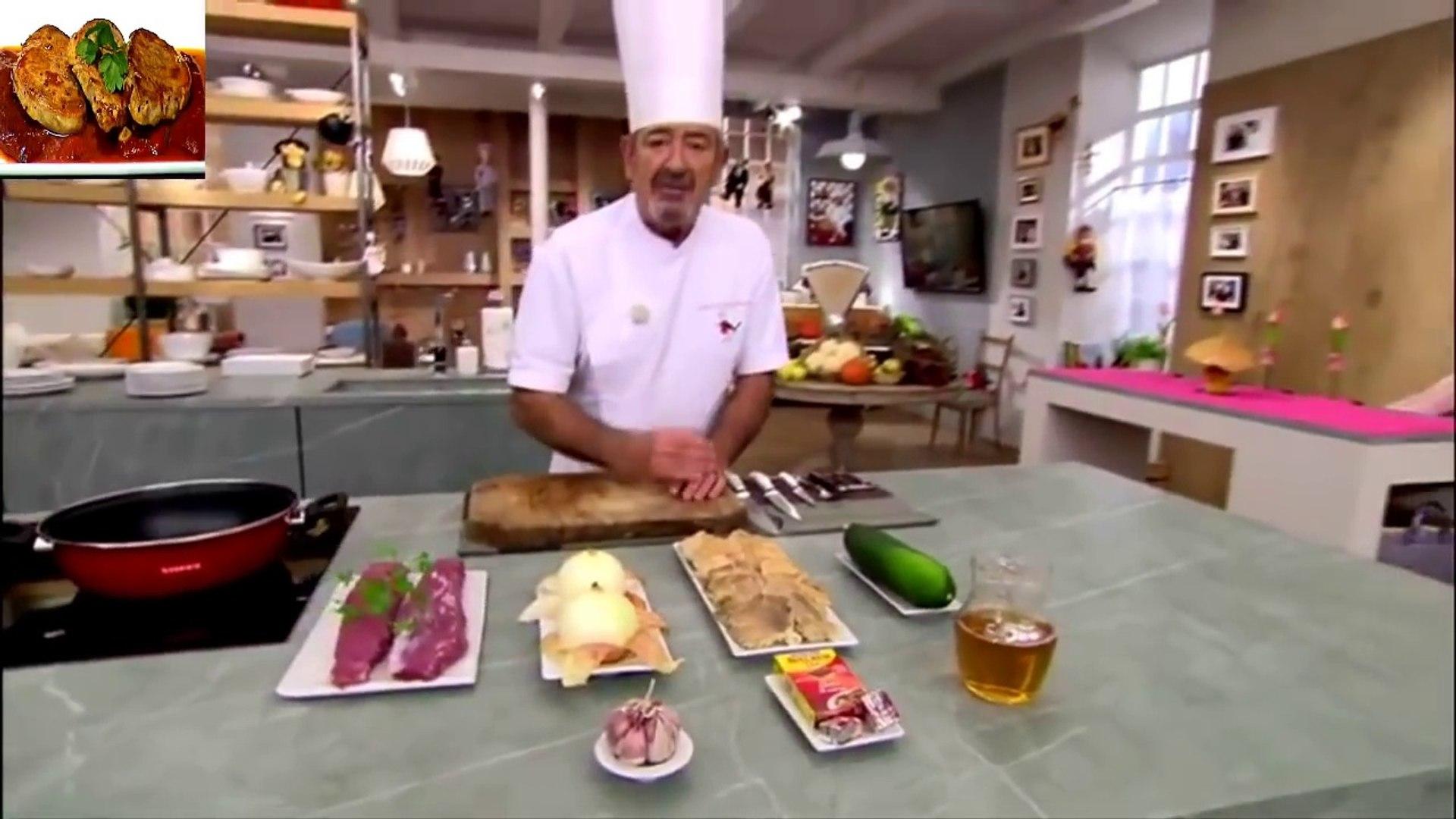 Karlos Arguinano Solomillo De Cerdo Con Salsa De Setas Recetas