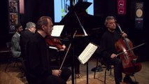 Diapason d'Or 2017   Le trio Wanderer joue Dvorak : deux extraits du trio dumky opus 90 - n°4 Andante moderato (quasi tempo di Marcia) - n°6 Lento maestoso - Vivace