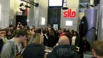 Réactions du public au concert de Loïc Nottet au Silo de Marseille !