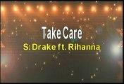 Drake ft Rihanna Take Care Karaoke Version
