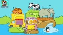 Pango Funny Animation Zoo Animals 2 Sickness Doctor Care With Pango Zoo Fun Stor