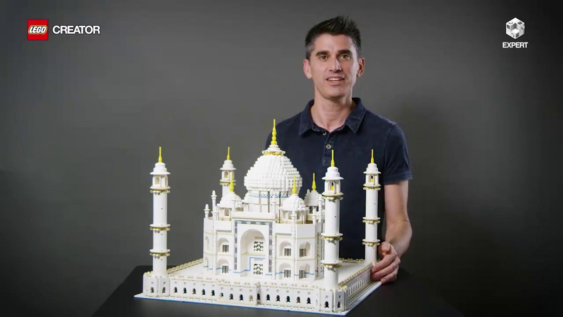 LEGO Creator Expert 10256 Taj Mahal - Designer Video