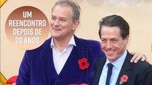 Hugh Grant e Hugh Bonneville reunidos em Paddington 2
