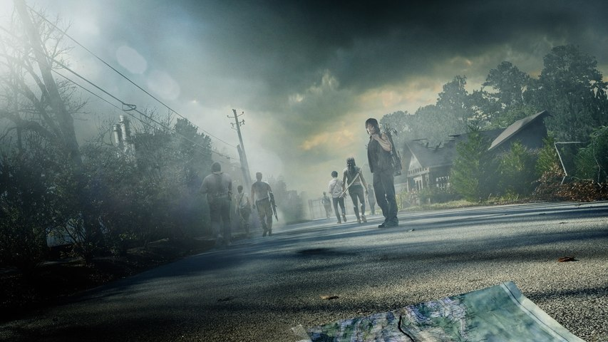 The Walking Dead (S8, Ep7) Season 8 Episode 7 _ Streaming