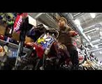 McDonald's Drive Thru Prank Funny Kid on Mini Bike Power Wheels Ride On Mini Moto