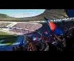 ALIENTO DE LOS DE ABAJO LUEGO DE PERDER LA FINAL  U. DE CHILE (1) VS WANDERERS (3)  11-11-2017