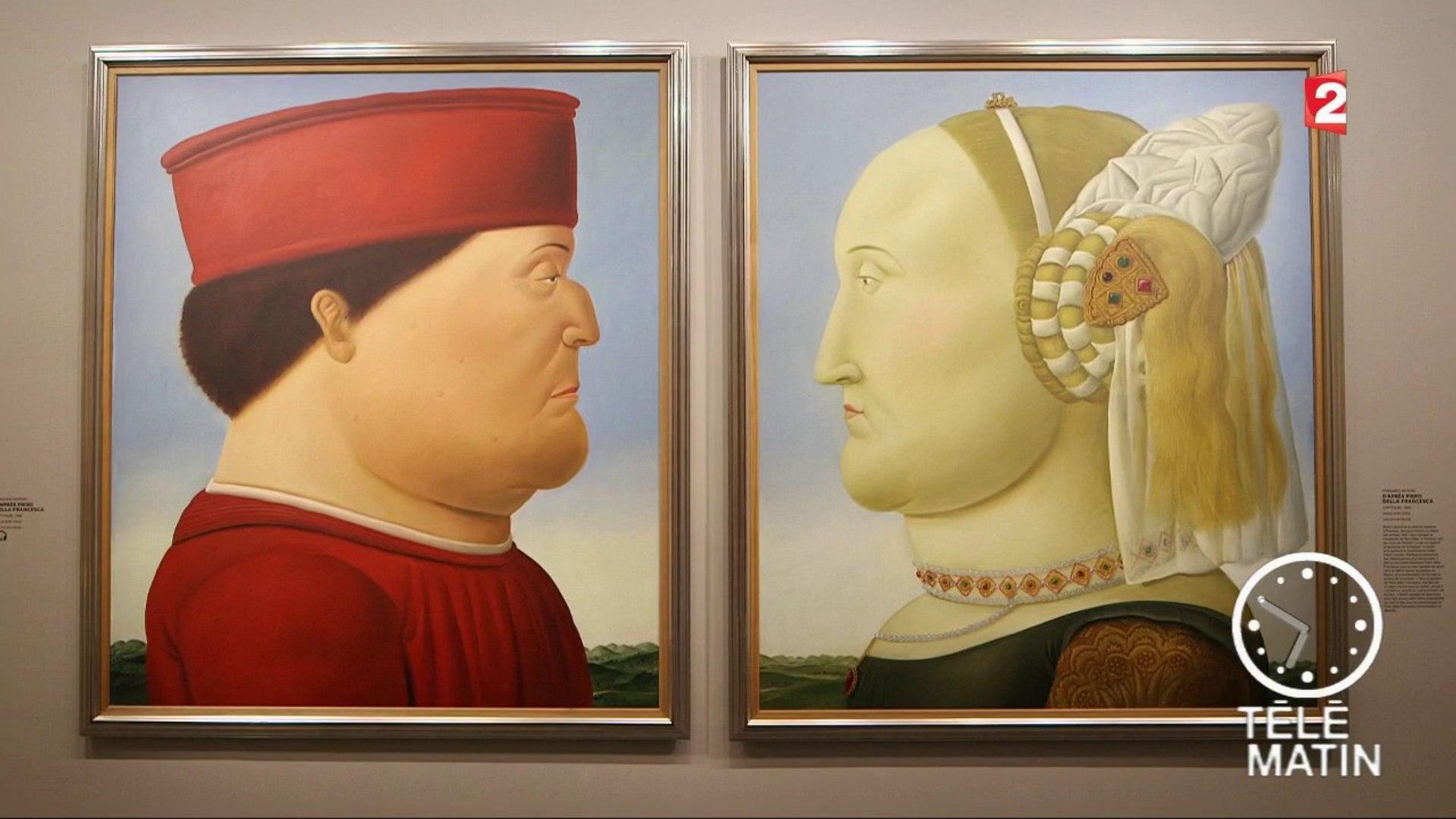 Expo - Botero dialogue avec Picasso