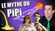 IDÉE REÇUE #25 : L'urine et les piqûres de méduse (feat. Professeur Feuillage)