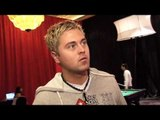 William Thorson  William - WSOP 08 William Thorson Arrives - PokerStars com