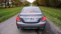 Mercedes-AMG E 63S 4matic+ : the V8 rocket ! (engine sound, revs & acceleration)