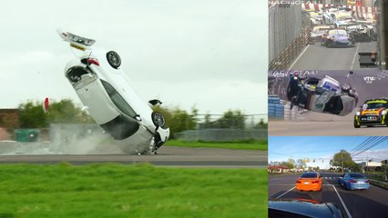 Zap auto insolite : Crash BMW M3, biggest fail in motorsport history, and some epic win