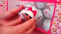 LOL Surprise Dolls Blind Bags Baby Dolls Balls Series 1 - Fun 7 Layers Surprise Toys Baby Doll Play