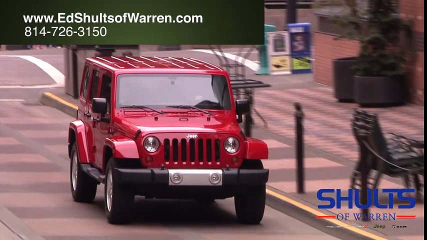 2017 Jeep Patriot Warren, PA – Jeep Dealerships