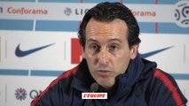 Foot - L1 - PSG : Emery «Je pense à Pastore avec nous»