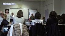 Violences faites aux femmes: une formation des policiers sur les bons gestes à avoir face aux victimes de violences conjugales.