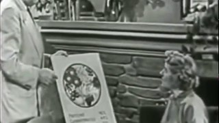 Burns and Allen vegetable plot-Classic Comedy