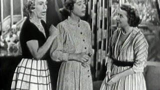 Burns and Allen-Christmas with Mamie kelly