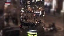 Londres : scènes de panique au métro Oxford Circus après des coups de feu (vidéo)